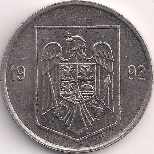 Motivseite: Münze-Europa-Südosteuropa-Rumänien-Leu-5.00-1992-2005