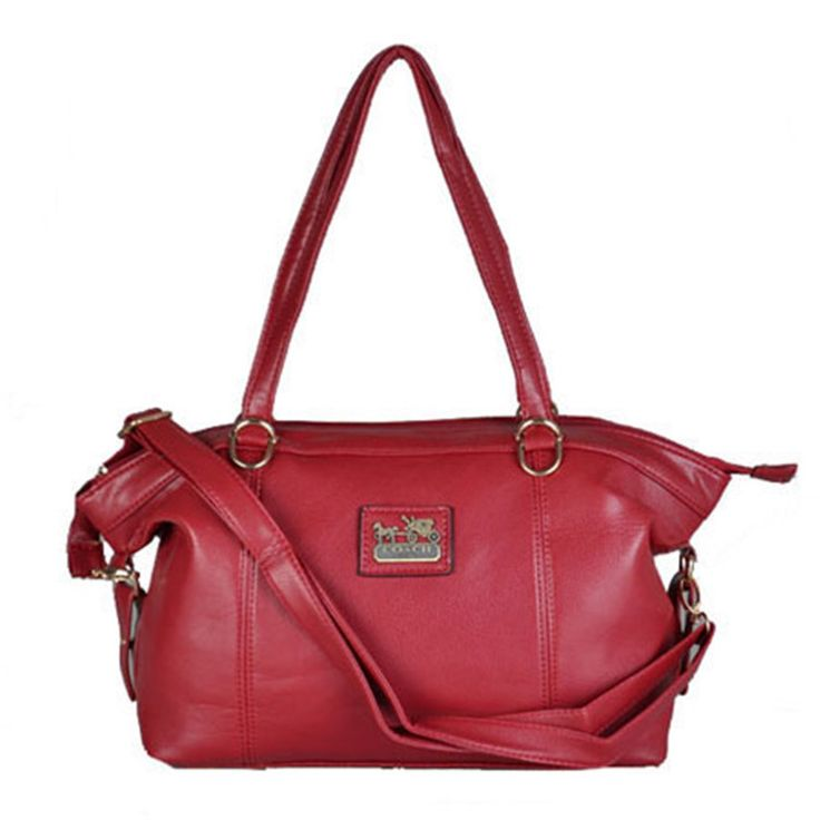 2017 new Coach Red Leather Poppy Handbag on sale online,save up to 90% off hunting for limited offer,no tax and free shipping.#handbag #design #totebag #fashionbag #shoppingbag #womenbag #womensfashion #luxurydesign #luxurybag #coach #handbagsale #coachhandbags #totebag #coachbag