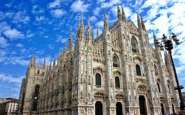 1. Milan Cathedral