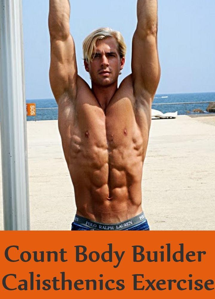 Eight Count Body Builder Calisthenics Exercise
