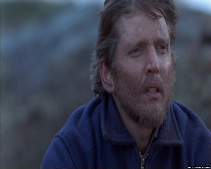 LOVE Barry Pepper in The Snow Walker