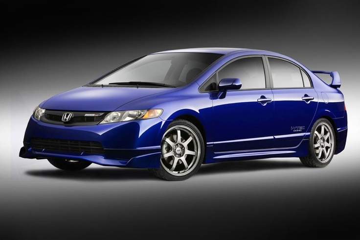 2008 Honda Civic Si Mugen... Almost bought this car and still to this day regret not having gone through with it :(