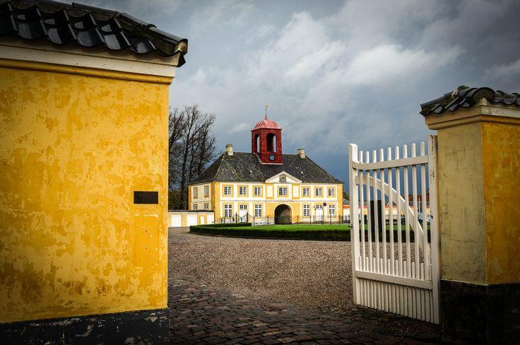Around Valdemars Castle grounds.