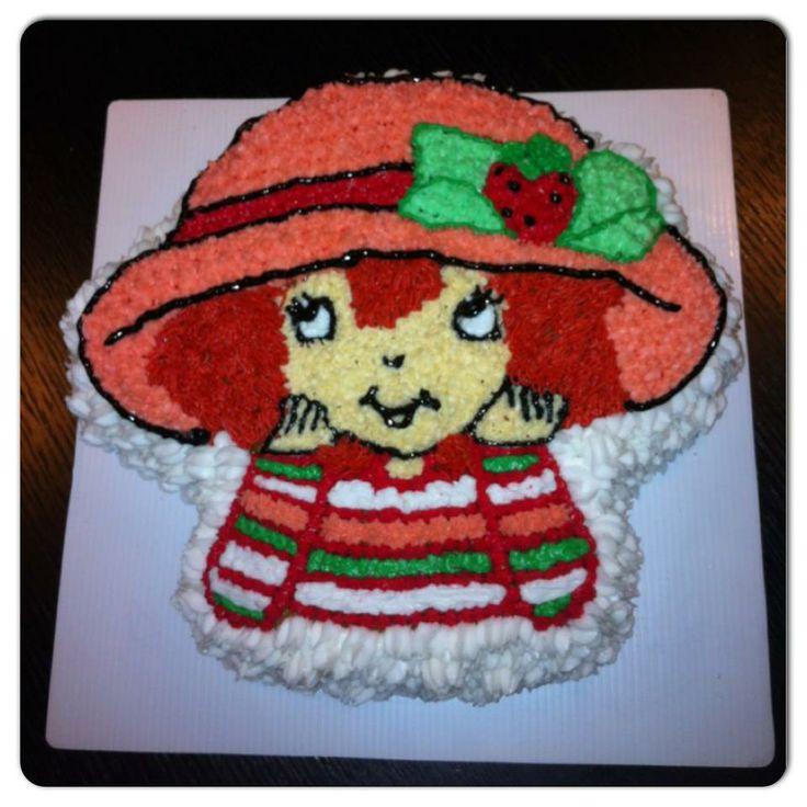 stawberry shortcake !