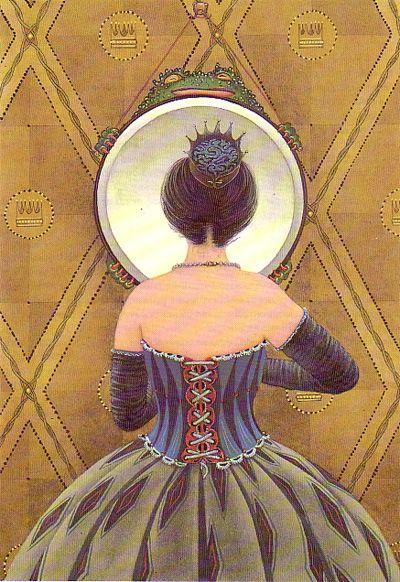 17 mejores ideas sobre espejo de blancanieves en pinterest for Espejo blancanieves