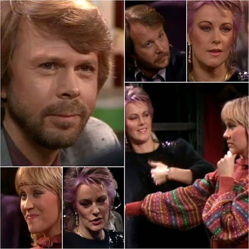 Nov 16th 1982 Abba filmed a TV special in Sweden which turned out to be their last appearance together on TV in their home country.