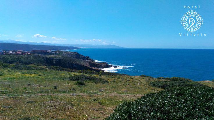 http://www.hotelbjvittoria.it   #panorama #Sardegna