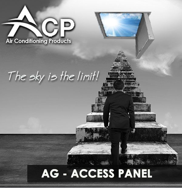 The AG wall mount access panel facilitate the interventions to technical air or plumbing installations and electrical areas. It was designed to be invisible from exterior, easy to open and close and without the danger of damaging the exterior of the plasterboard walls in any way.   A simple, reliable, good product.