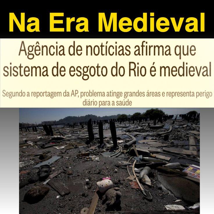 Na Era Medieval ➤ http://oglobo.globo.com/rio/agencia-de-noticias-afirma-que-sistema-de-esgoto-do-rio-medieval-17451092 ②⓪①⑤ ⓪⑨ ①⓪