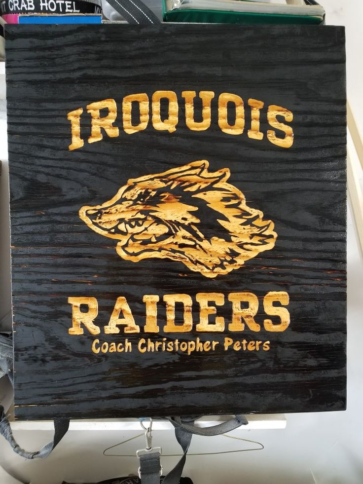 Iroquois Raiders sign for Louisville KY coach Christopher Peters