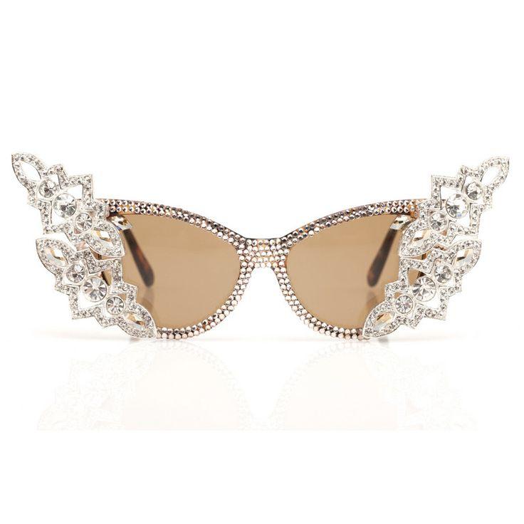 a-morir Vaughan sunglassesShades, Fashion, Vaughan Sunglasses, Sunglasses Accessories, Bling Sunglasses, Cat Eye, Style, A Morir Vaughan, Amorir Vaughan