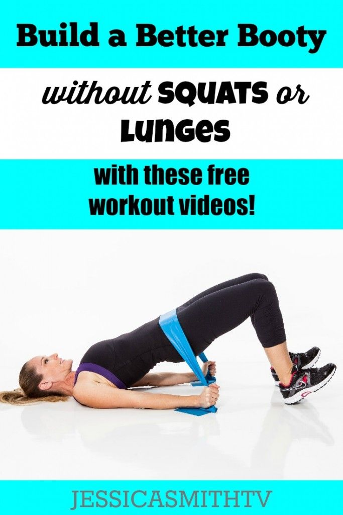 Workout Challenge: The best exercises to build a better booty without squats or lunges (free videos!) healthandfitnessnewswire.com