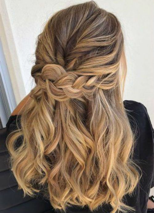 New Modish Prom Hairstyles 2021 That Will Amaze Everyone ...