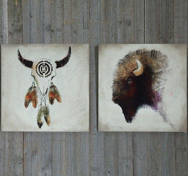 Western Wall Décor | Wild West Art