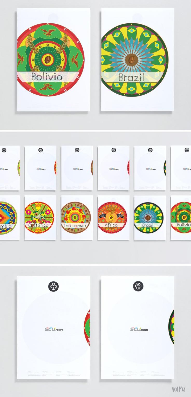 Label design/ Client_SCUnion/ Design by VAYU