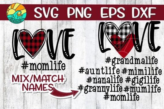 Download Valentine, Valentine Svg, Love, Love Svg, Grammy Life ...