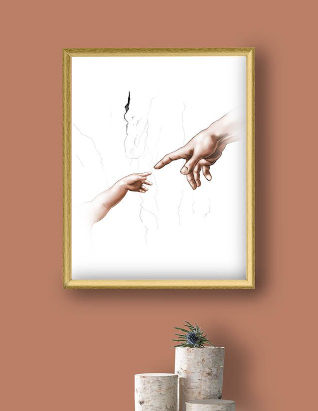 Genesis Wall Art Art Art Prints Painting