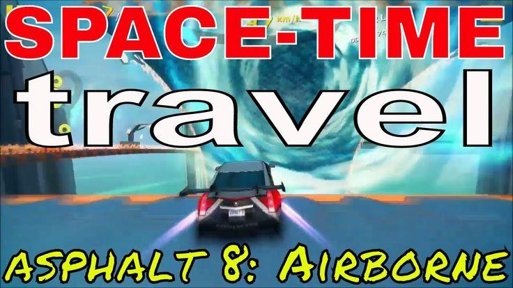 ASPHALT 8 AIRBORNE SPACE TIME TRAVEL gameplay  asphalt xtreme driveway M...