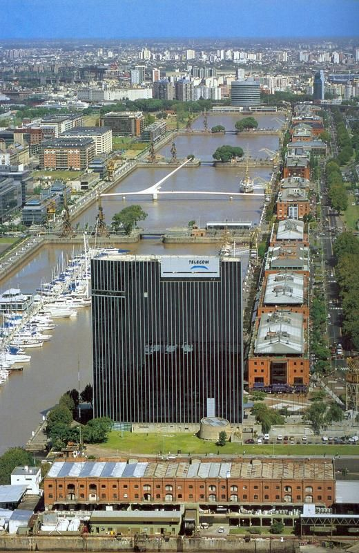 Puerto Madero. Buenos Aires