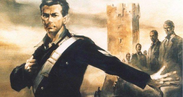 Accadde oggi: la nascita di Salvo D'acquistp Quanti conoscono la storia di Salvo D'Acquisto? Durante la seconda guerra mondiale il carabiniere si comportò eroicamente sacrificando la propria vita per salvare degli ostaggi. Un eroe napoletano do #storia #napoli