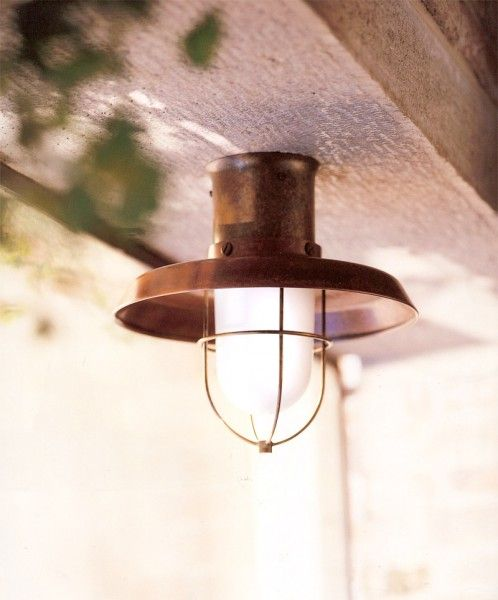 #patio #outdoorlamp #ilfanale