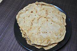 Godamba Roti (origine: Sri Lanka) a modo mio