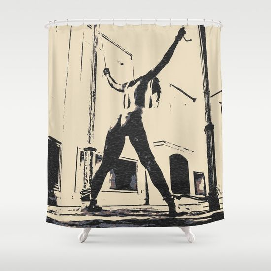 Pain is her Freedom - erotic nude, dark #BDSM, #bondage artwork, #sexy #slave girl tied 20% Off + Free Worldwide Shipping Today! Customize your #bathroom #decor with unique #shower #curtains designed by artists around the world. Made from 100% polyester our designer shower curtains are printed in the USA and feature a 12 button-hole top for simple hanging. The easy care material allows for machine wash and dry maintenance. #fetish #erotic #kinky #naughty #dirty