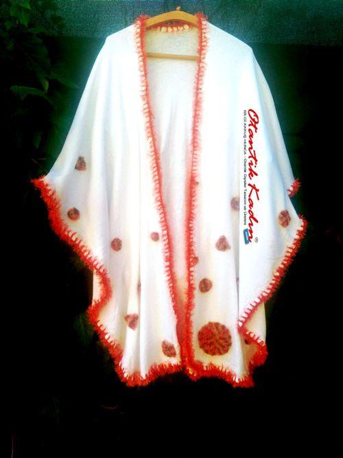 Triko Panço- Krem- OP050817 | Otantik Kadın, Otantik Giysiler, Elbiseler,Bohem giyim, Etnik Giysiler, Kıyafetler, Pançolar, kışlık Şalvarlar, Şalvarlar,Etekler, Çantalar,şapka,Takılar
