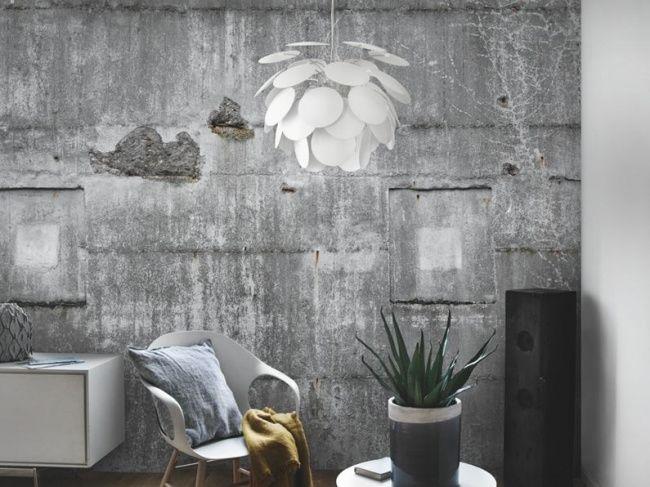 Industrieel Behang Slaapkamer : Industrieel behang slaapkamer. best slaapkamer steenprint with