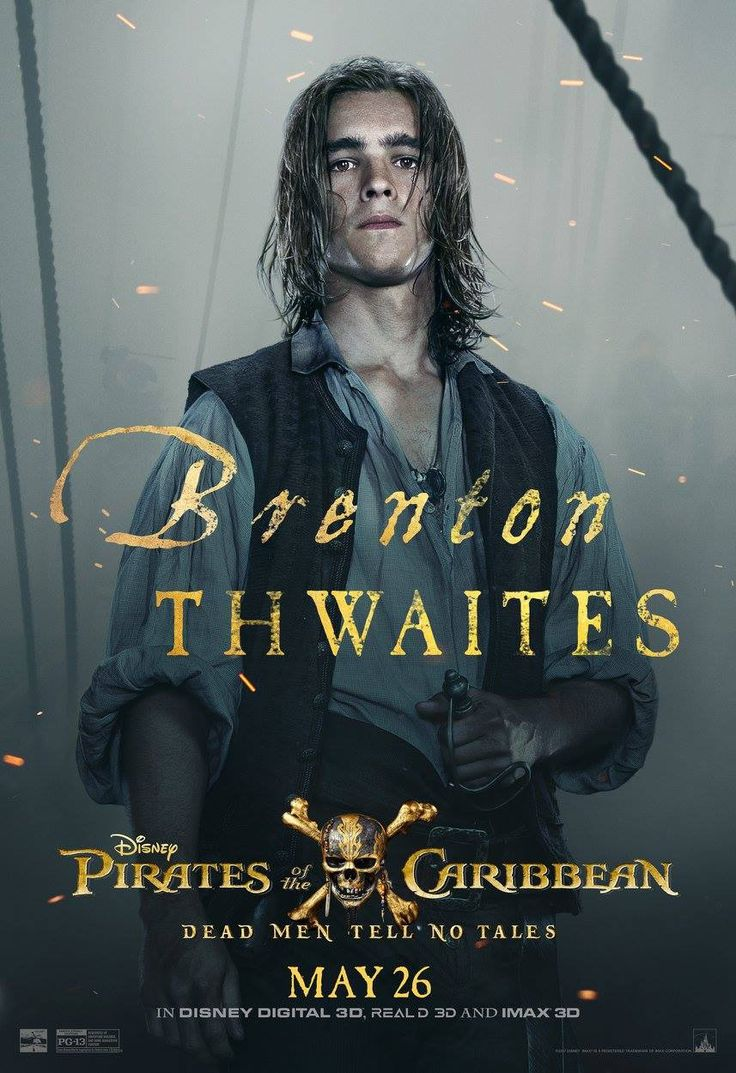 Return to the main poster page for Pirates of the Caribbean: Dead Men Tell No Tales (#8 of 10)