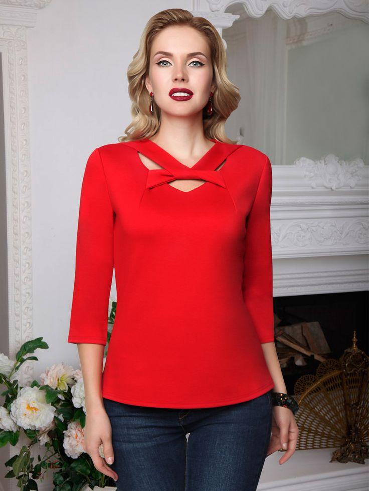 Блуза яркого красного цвета прилегает к талии и прекрасно сочетается как с джинсами, так и с классической юбкой. Оформление декольте станет изюминкой. Длина изделия: 46 размер — 58см, 48 размер - 59,5 см, 50 размер — 61см, 52 размер - 62,5 см, 54 размер — 64см, 56 размер - 65,5 см. Ткань: вискоза-хэви. Состав: 15% вискоза; 85% полиэстер. #disney dream, #early saver, #europe cruise, #european cruise, #first time