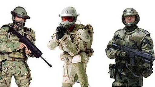 US Army plans 'Iron Man' armour for soldiers. The Talos armor should be out in three years (wowsers)