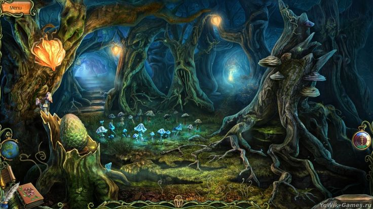 warcraft forest - Google Search