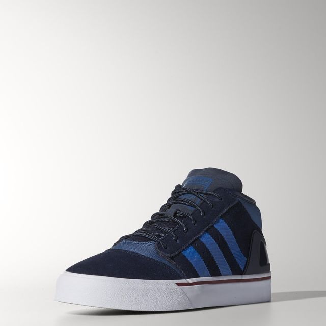 adidas Culver Mid Contemporary Shoes - Blue | adidas UK