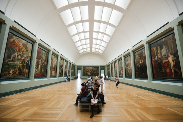 Dois grandes museus da Europa: o Louvre e o Museu Britânico