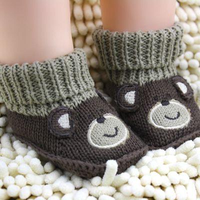 пинетки - носочки для мальчика