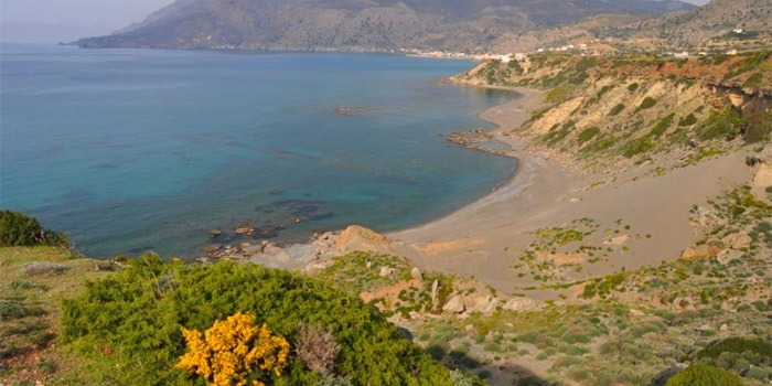 Pourgonero Beach