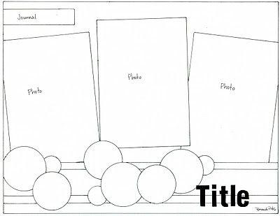 670 best Scrapbook 12x12 Layout Ideas images on Pinterest