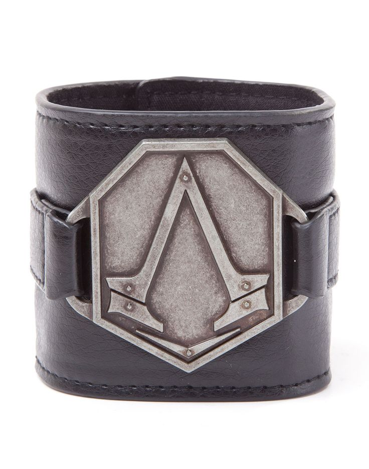 Assassin's Creed: Syndicate Wristband with Zip Pocket - Merchoid