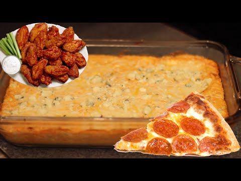 Buffalo Chicken Dip Review- Buzzfeed Test #18 - YouTube