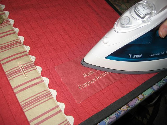 124 best Quilting - labels images on Pinterest | Embroidery, Tags ... : iron on quilt labels - Adamdwight.com