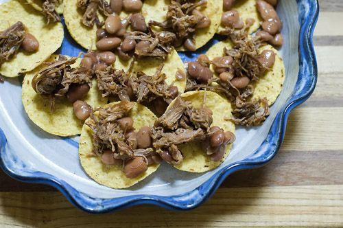 Cowboy Nachos Recipe — Dishmaps