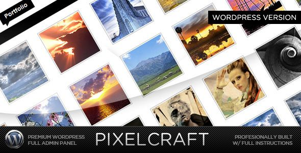 Review PixelCraft WP - A Premium Portfolio ThemeThis site is will advise you where to buy