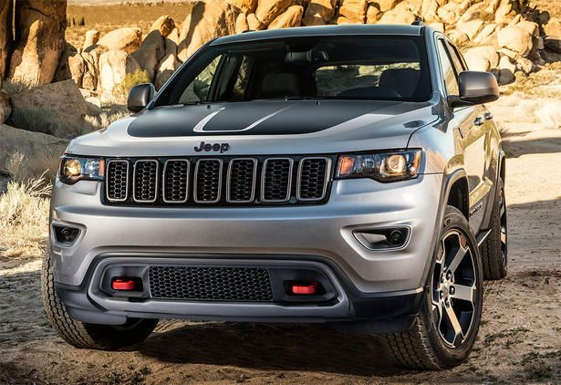 Jeep Grand Cherokee Summit and Trailhawk Revealed