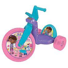 16in Doc McStuffin Big Wheel Racer