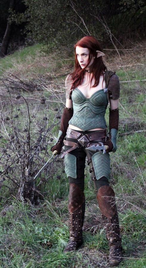 Felicia Day Stars in Live Action DRAGON AGE REDEMPTION Web Series | SciFi Mafia