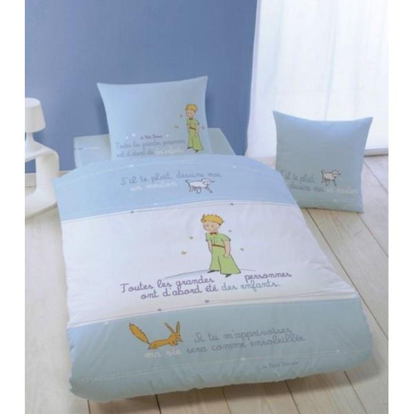 1000 images about d co le petit prince on pinterest textiles bebe and tour de lit - Housse de couette le petit prince ...