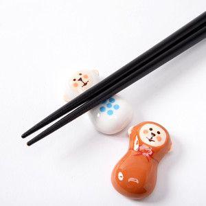 Home & Kitchen / Home Goods / concombre Happy Monkey Chopstick Rest