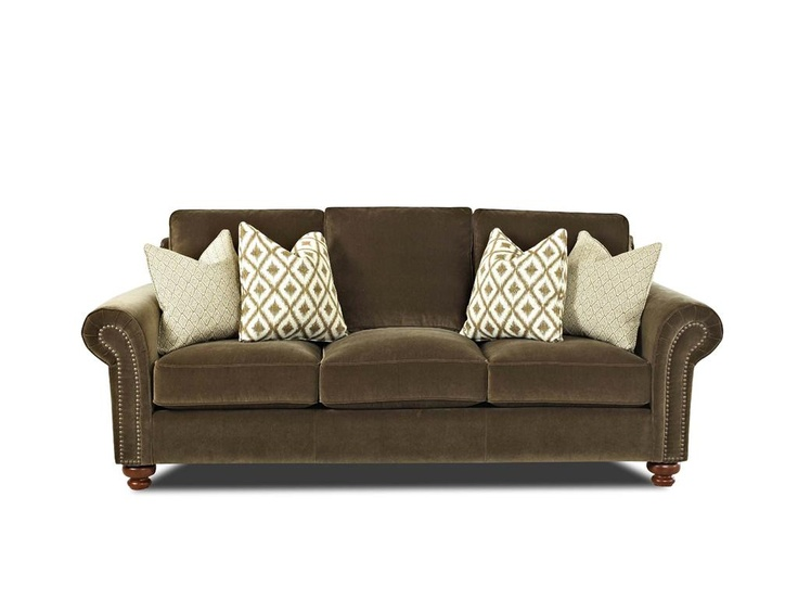 Comfort Design Living Room Castleton Sofa   Comfort Design By Klaussner KSC    Asheboro, NC