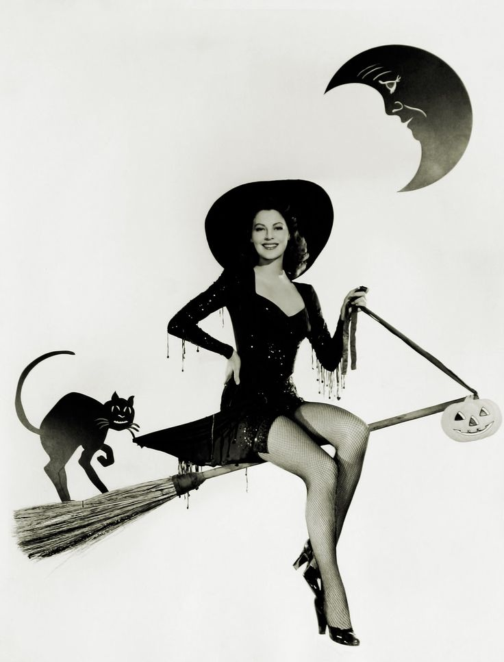 Cine Monstro: Hollywood vintage witches